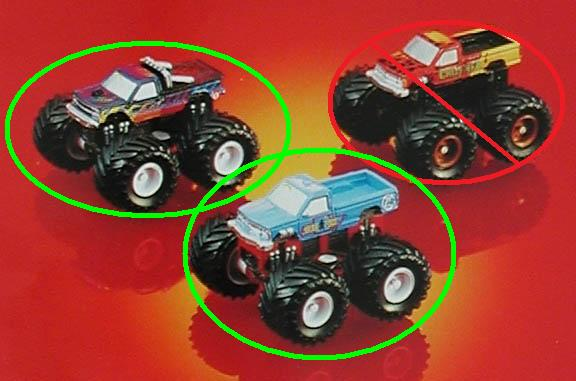 Micro Machines Museum Www M2museum Com Want List 1992